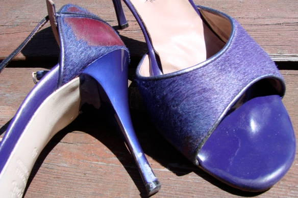 Tango shoes 1