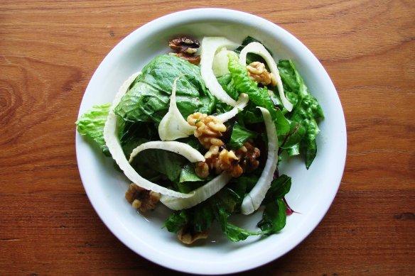 greens salad 1